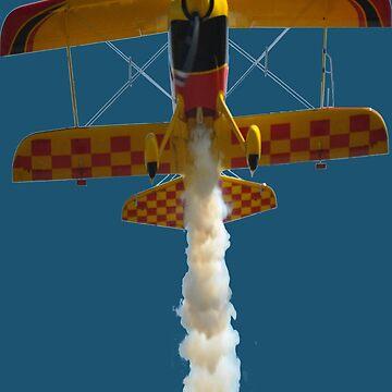 Plane & Simple - Wolf Pitts VH-PVB by muz2142
