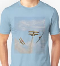 Kempsey Air Show, Australia 2016 -formation break Unisex T-Shirt