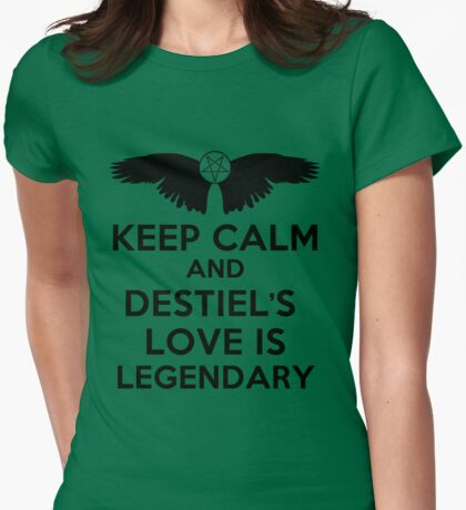 Destiel is Legendary T-Shirt