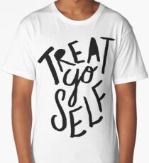 Treat Yo Self II Long T-Shirt