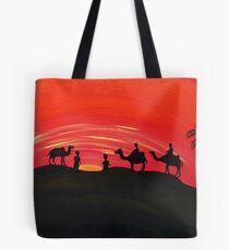 Dubai Landscape view  Tote Bag