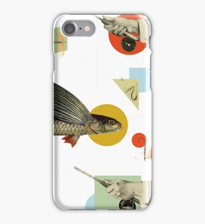 FLY FISH FLY iPhone Case/Skin