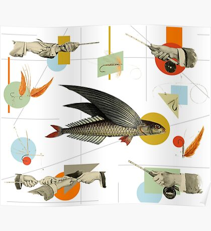 FLY FISH FLY Poster