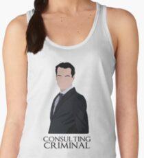 Consulting Criminal Women's Tank Top