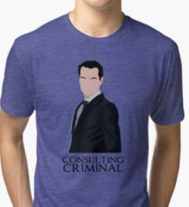 Consulting Criminal Tri-blend T-Shirt