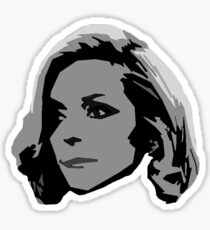 Jacqueline White Sticker