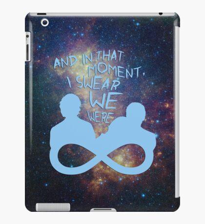 I Swear We Were Infinite III iPad Case/Skin