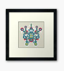 Garry Framed Print