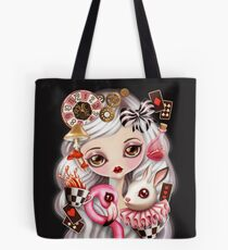 Through Her Eyes Tote Bag