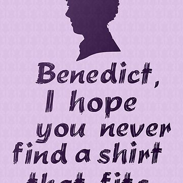 Dear Benedict by saniday