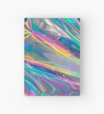 holographic Hardcover Journal