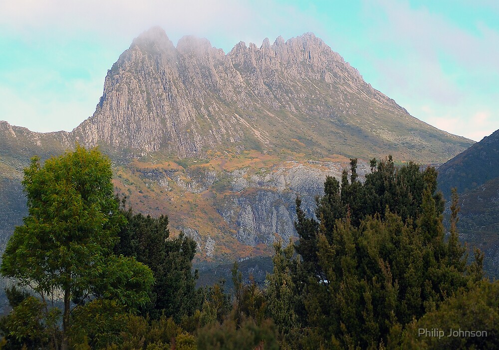 Cradle Mountain , Tasmania, Australia by Philip Johnson