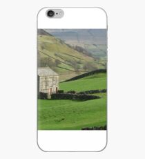 Yorkshire Dales view iPhone Case