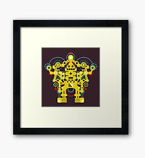 Mortimer Framed Print