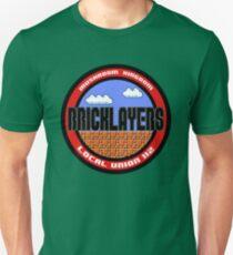 Mushroom Kingdom Bricklayers T-Shirt