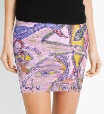 not my fault Mini Skirt