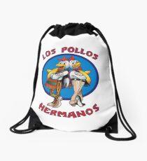 los pollos Drawstring Bag