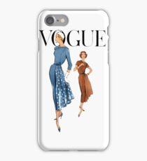Vintage Patterns 4 iPhone Case/Skin