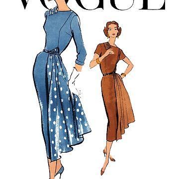 Vintage Patterns 4 by HeritageScrap