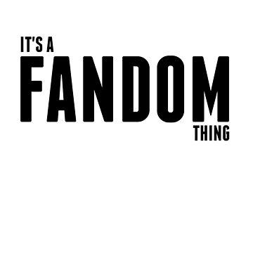It's a fandom thing by carryoncastiel