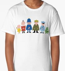 Bod and friends Long T-Shirt