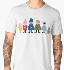 Bod and friends Men's Premium T-Shirt