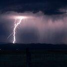 Moonlight Thunderstorm by Nick Johnson