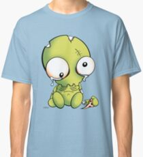 Cheese Zombies! Zedd Classic T-Shirt
