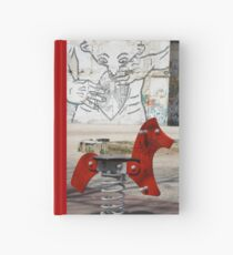 Introspective Grafitti, Marseilles, France 2012 Hardcover Journal