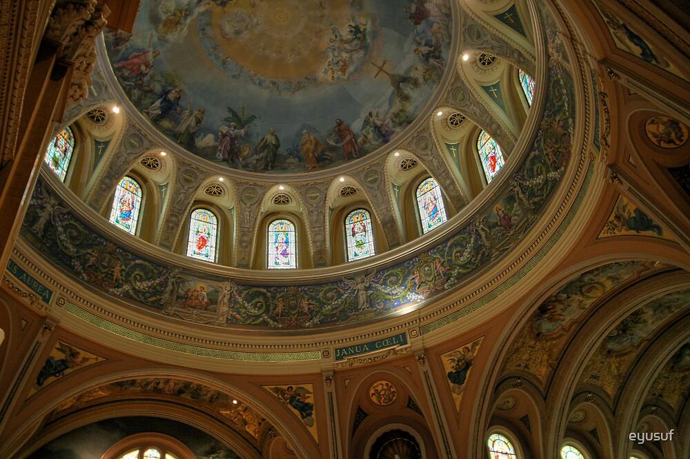 Basilica Dome by eyusuf