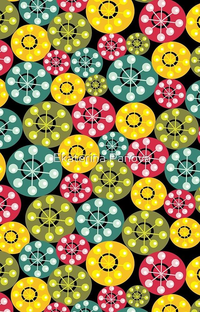 The circles by Ekaterina Panova