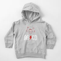 Animal Drummer - ACDC Toddler Pullover Hoodie