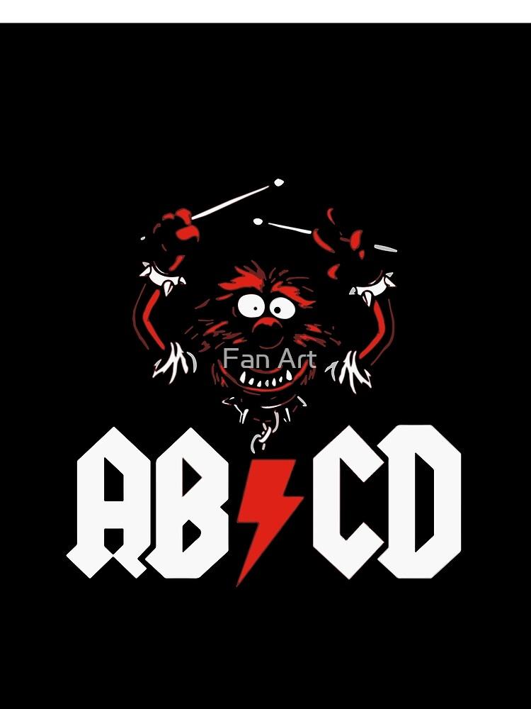 Animal Drummer - ACDC by Cudge82