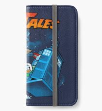 DocTales Parody Design iPhone Wallet/Case/Skin