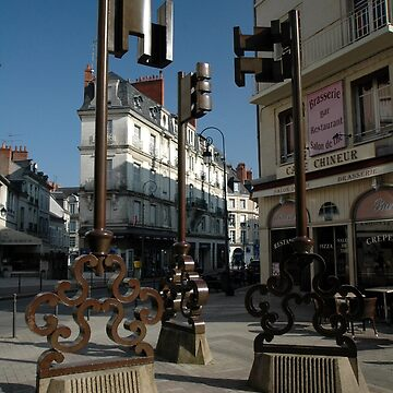 Keys To The City, Blois, France, Europe 2012 by muz2142