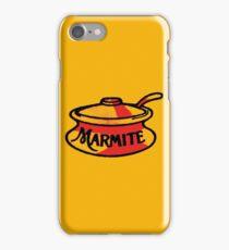 Marmite pot iPhone Case/Skin