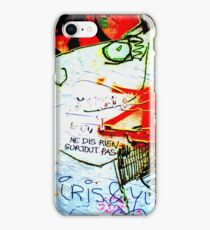 Iris et Yvette iPhone Case/Skin