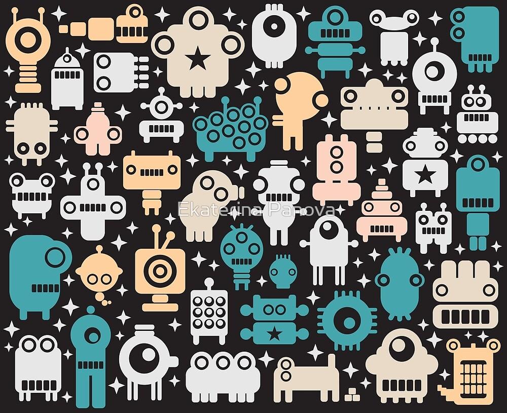 Robots by Ekaterina Panova