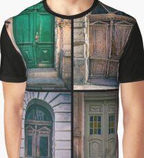 Twelve gates of my hometown Graphic T-Shirt