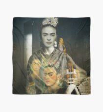 Frida Kahlo Dream Scarf