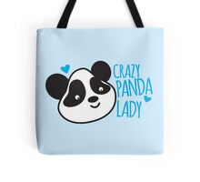 Quot Crazy Panda Lady Quot Womens Fitted T Shirts By Jazzydevil