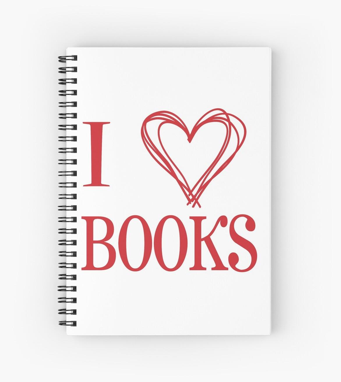 I Love Books by DanaAndTheBooks