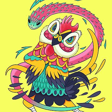 Rooster dance by kookylane