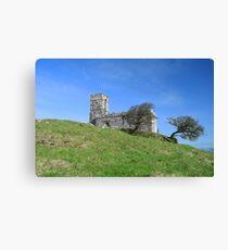 Brentor Church, Devon Canvas Print