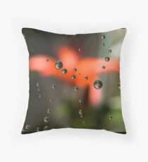 Lilliputian Worlds Throw Pillow