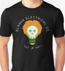 blanka electrical co. Unisex T-Shirt