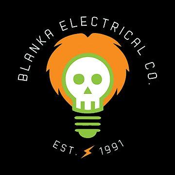 blanka electrical co. by nurelcamelia
