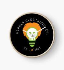blanka electrical co. Clock
