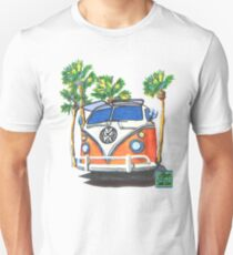 Vw bus ... re1 Unisex T-Shirt