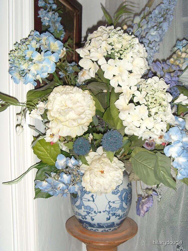 Flower Arrangement by hilarydougill